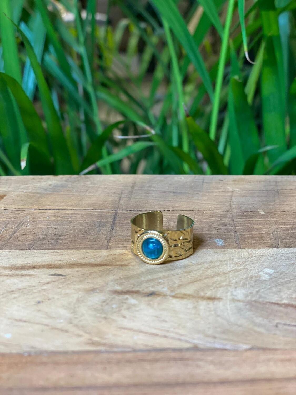 Zag Bijoux Ring Josh Green | Gold