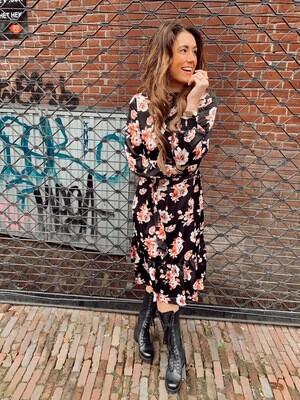 Rut & Circle Bonnie Dress | Flower