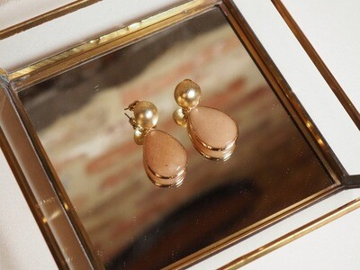 Viva Jewellery Earrings Bold | Gold