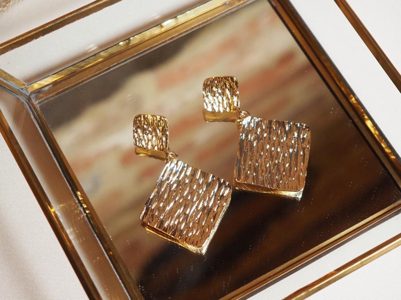 Viva Jewellery Earrings Diva | Gold
