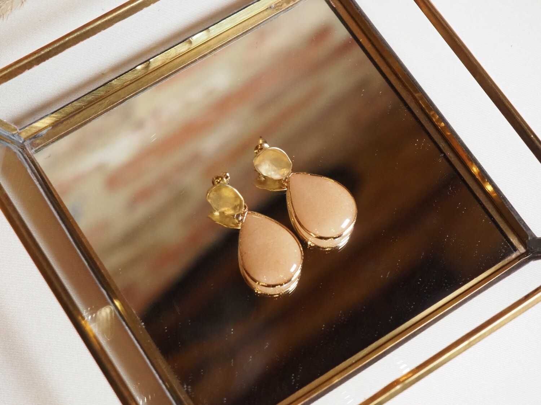 Viva Jewellery Earrings Stylish | Gold