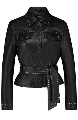 Ibana Janice Jacket | Black