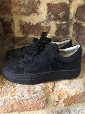 HIP Shoe Style Daso Black Glitter (outlet)