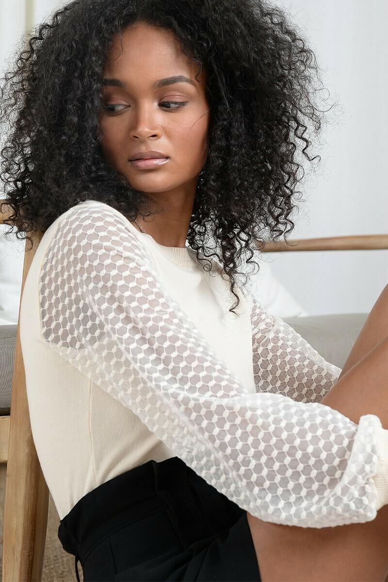Molly Bracken Knitted Sweater Bella