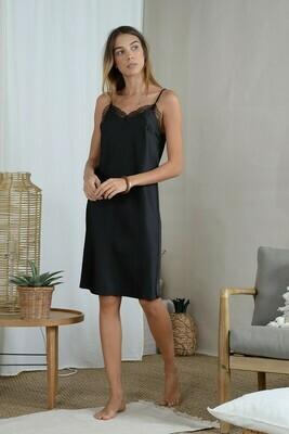 Molly Bracken Woven Underdress Black