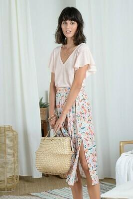 Molly Bracken  Knitted Tee Tara