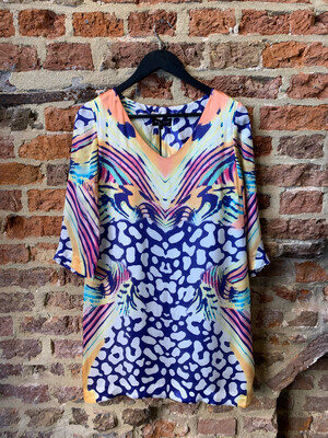 Ana Alcázar Tunic/Dress - Multi Color (outlet)
