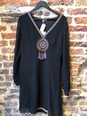 Nina Kaufmann Dress Noir Chica (outlet)