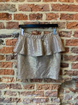 Mbym Skirt Given - Gold (outlet)