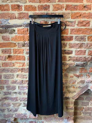 Articles Skirt Maxi - Black (outlet)
