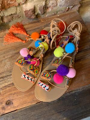 Cocoperla Boho Slippers (outlet)