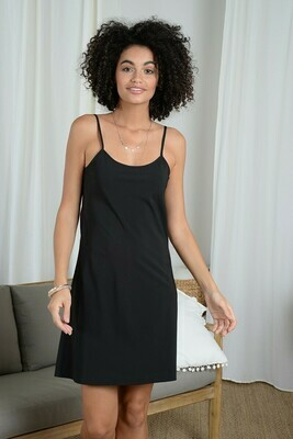 Molly Bracken under dress black