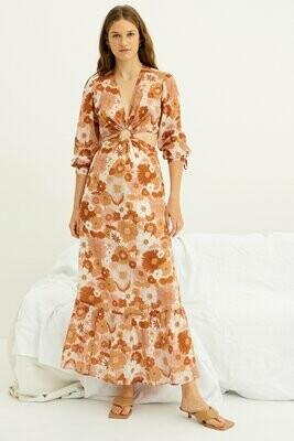 Antik Batik Paula Long Dress