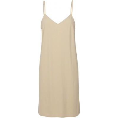 Notes Du Nord Slip Dress Melanie - Nude