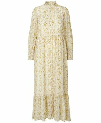Notes du Nord Tracy Recycled Maxi Dress