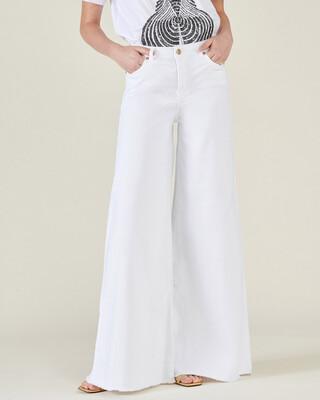 Silvian Heach Simivaly Jeans - Denim White