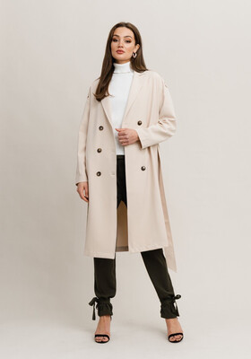 Rut & Circle Cleo Trench Coat