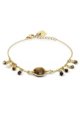 Zag Bijoux Bracelet Ibiza Love | Gold