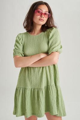 24 Colours Dress Summer Vibes - Mint