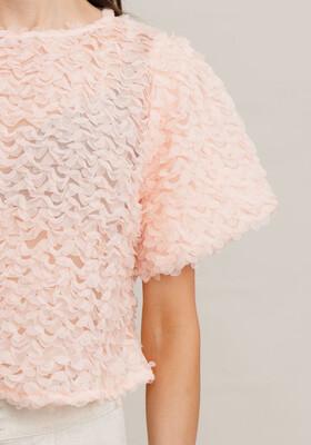 Rut & Circle Smilla Top - Light Pink