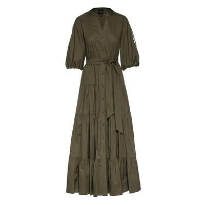 Access Dress Diva Lace - Olive