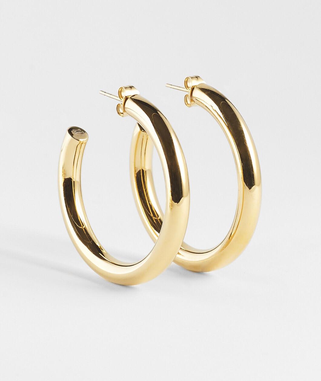 Zag Bijoux Earrings Angelique - Gold