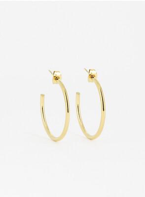 Zag Bijoux Earrings Favelita - Gold