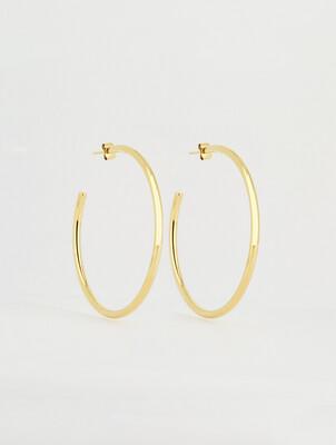 Zag Bijoux Earrings Olivia - Gold