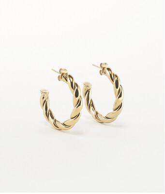 Zag Bijoux Earrings Tosade - Gold
