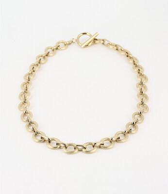 Zag Bijoux Necklace Lauren - Goud
