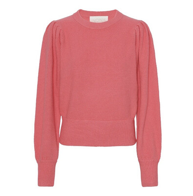 Notes Du Nord Blouse Vienna - Coral