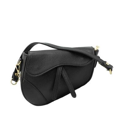 Las Lunas Gigi Bag - Black / Small