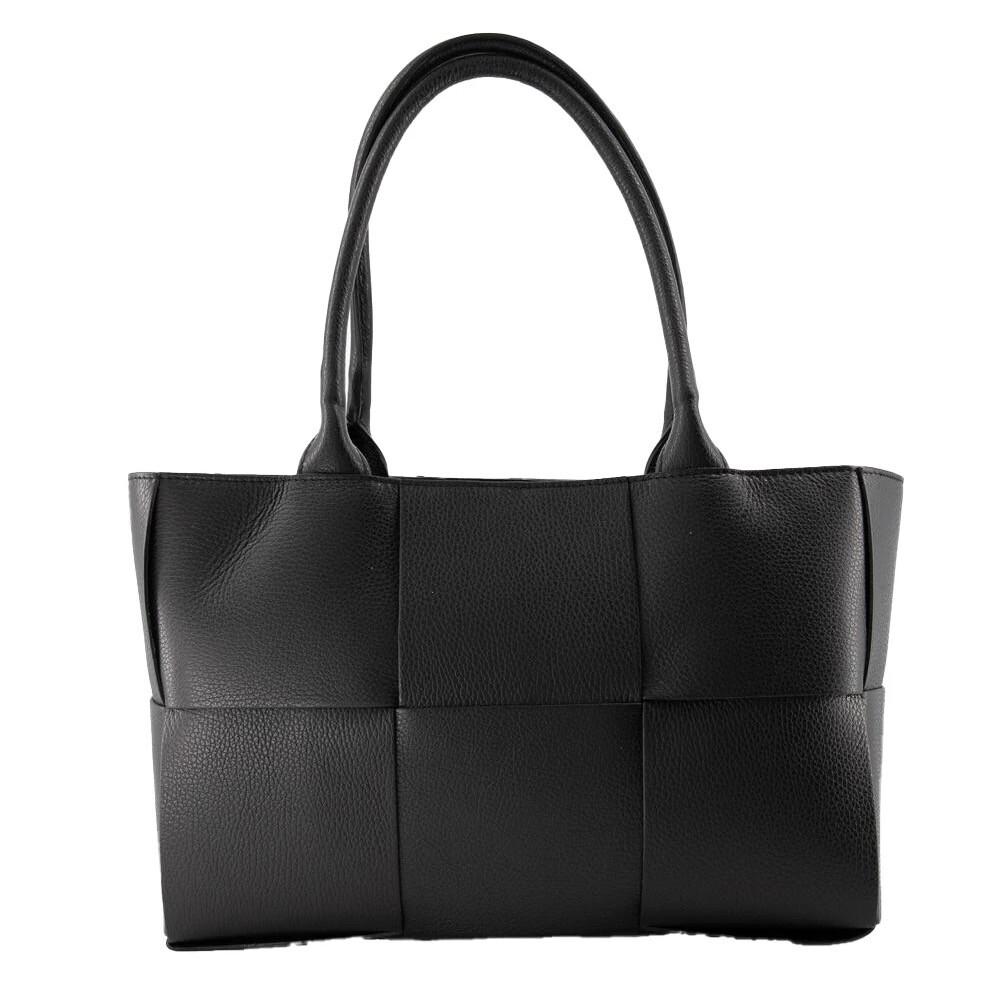 Las Lunas Sharon Bag - Black
