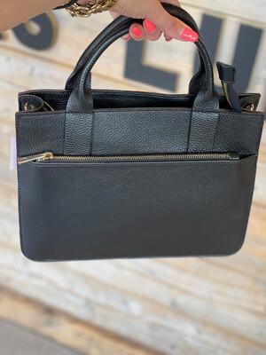 Las Lunas Amalia Bag - Black