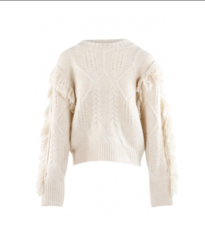 Silvian Heach Sweater Compton - Beige