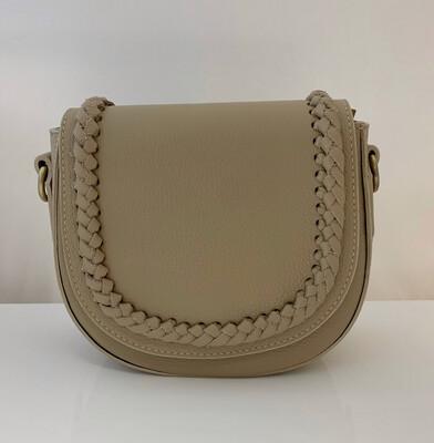 Las Lunas Chelsea Bag - Beige