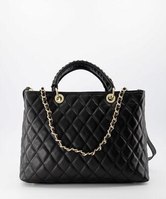 Las Lunas Carissa Bag - Black