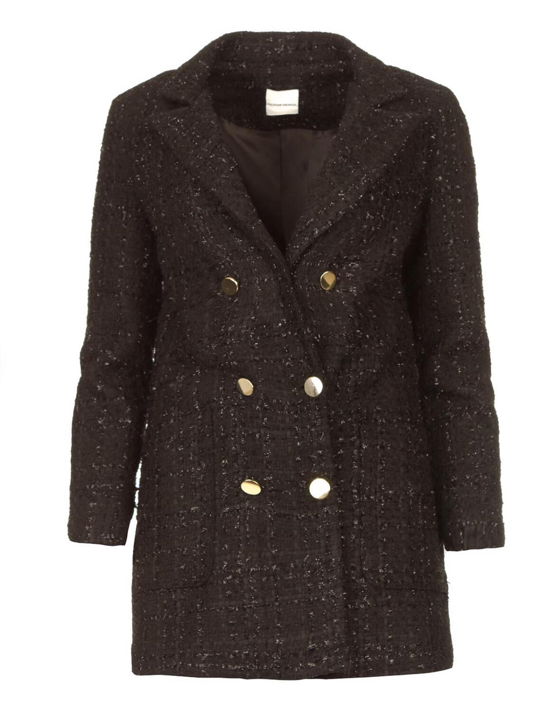 Silvian Heach - Olunda Jacket- Black