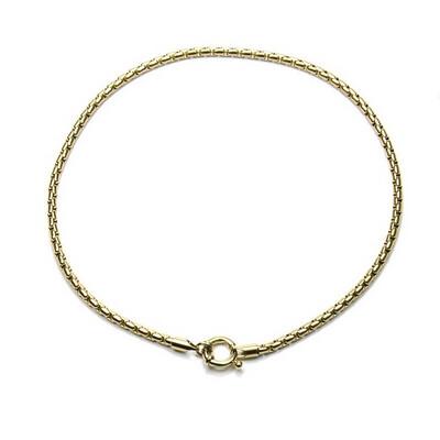 Zag Bijoux - Chain - Cardano Goud