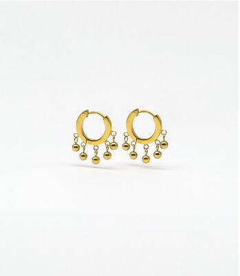 Zag Bijoux - Earrings Pia | Gold