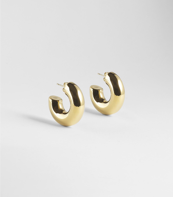 Zag Bijoux Earrings Jeanne - Gold