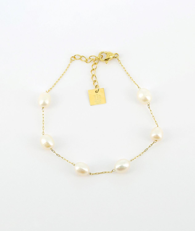 Zag Bijoux Bracelet Ibiza Love   Gold