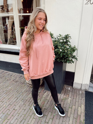 24 Colours - Oversized Sweater - Pink