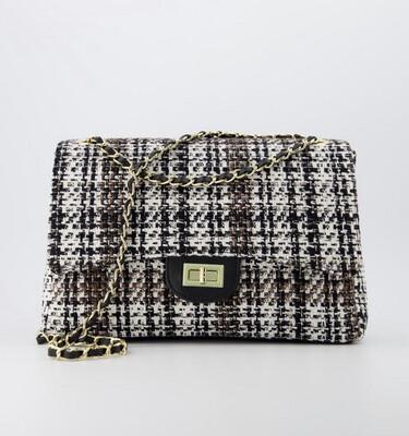Las Lunas Bag Audrey - Medium Brown