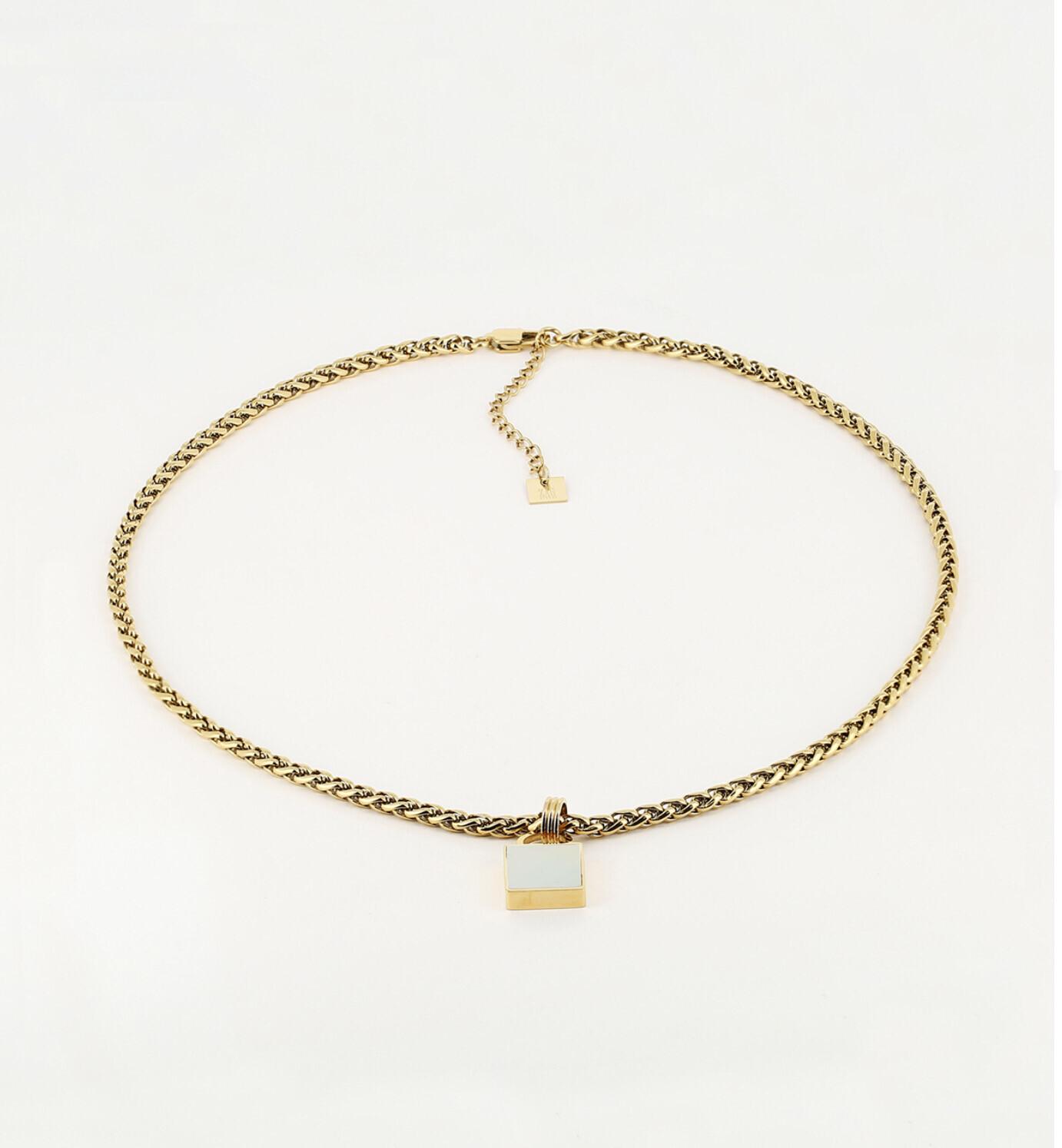 Zag Bijoux - Chain Tram - Gold