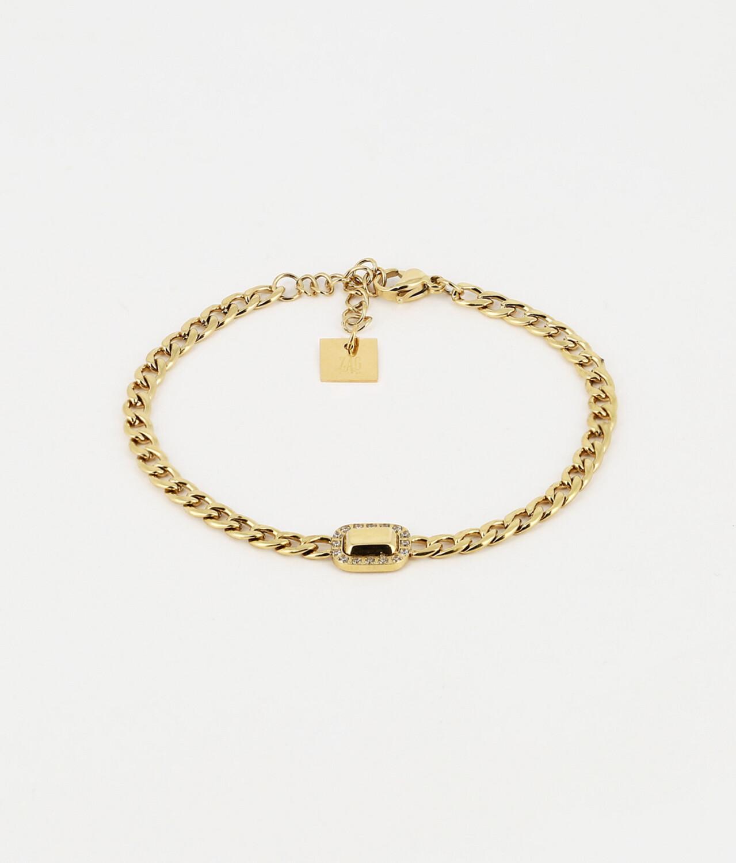 Zag Bijoux - Bracelet Baleria - Gold