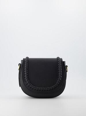 Las Lunas Chelsea Bag - Black