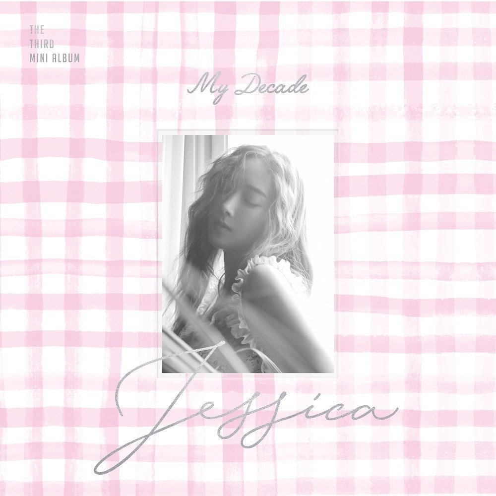Jessica 3rd Mini Album 'My Decade' (With Unfolded Poster)