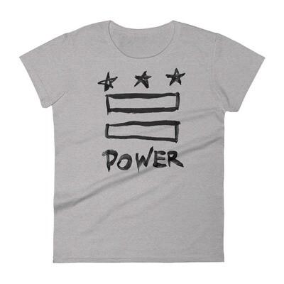 DC POWER LADY TEE