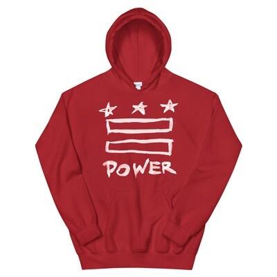 DC POWER HOODIE